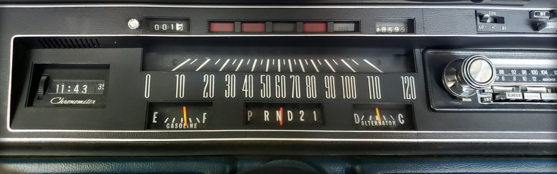 The History of the Dashboard