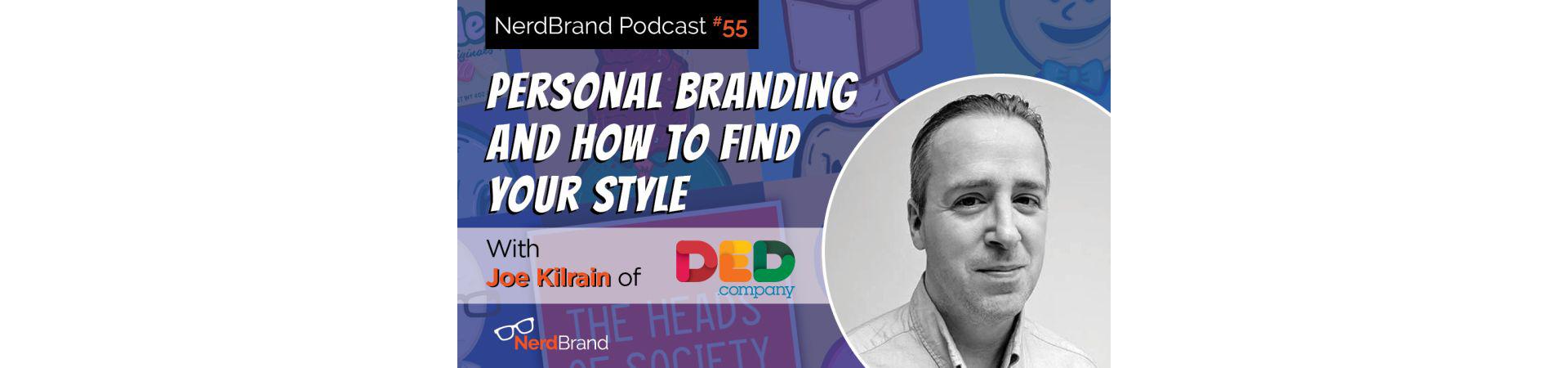 Establishing your personal branding with NerdBrand